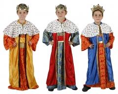 Disfraz de ni�o - reyes magos