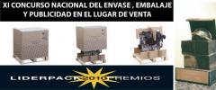 Premio liderpack�10. soluci�n de embalaje heavy duty para transportar/almacenar un motor de autom�vi