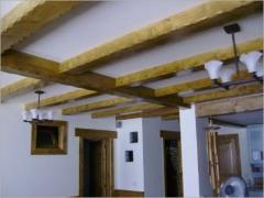 La madera siempre da un toque especial y acogedor