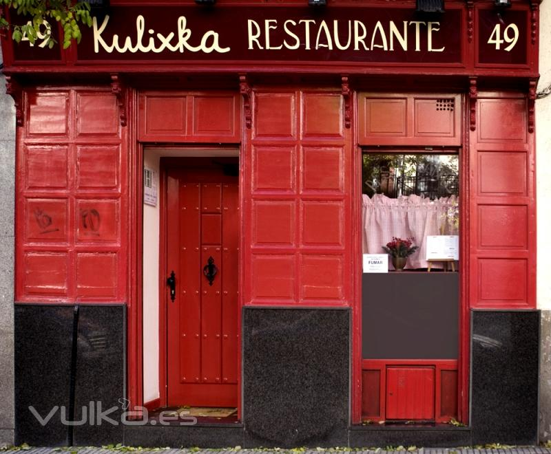 Foto restaurante kulixka la casa de las angulas - La casa de las angulas ...