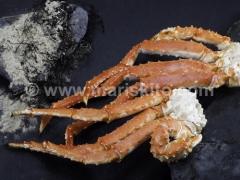 Patas de cangrejo real cocidas 2011