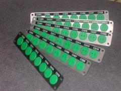 Sondas de temperatura, conectores compensados, montaje panel para termopares