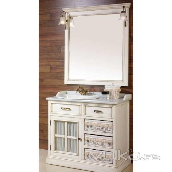 Muebles De Baño Asturias:mueble baño 95 cm