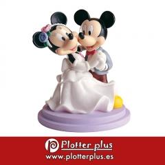 Figuras de novios chulísimas para adornar el mejor pastel de boda del mundo mundial