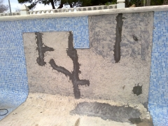 Reparacion de fisuras en piscina comunitaria-2