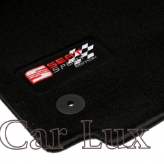 Alfombrillas seat sport edition