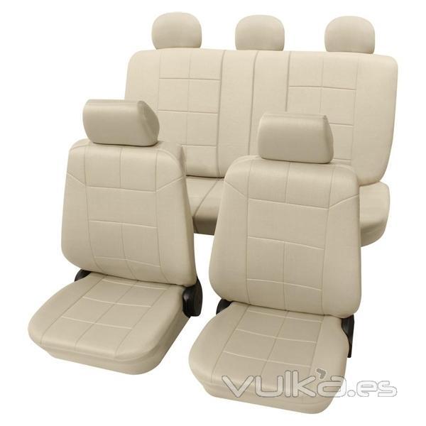 Foto fundas coche de gran calidad para asientos - Fundas para asientos de coches ...