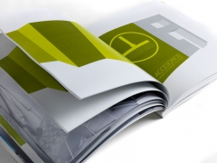 Diseño Gráfico, realización catálogo general.