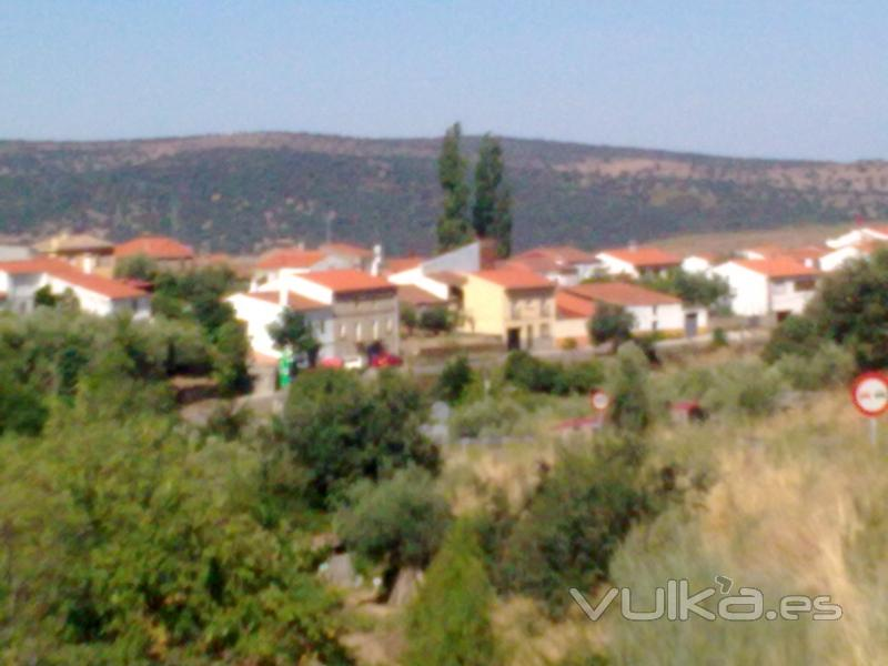Foto solana de caba as caceres pueblo situado cerca de - Cabanas cerca de madrid ...