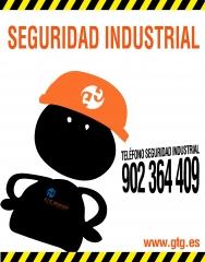 �seguridad industrial!