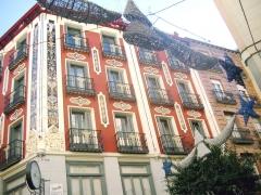 Rehabilitaci�n fachadas