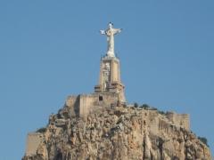 Cristo de monteagudo.