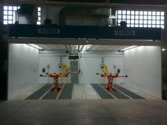 Zona prepraracion doble nova verta con turbinas impulsion en plenum abr sevilla