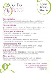 Presentación de nuestros servicios