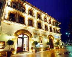 Hotel la posada del mar (denia) - vista nocturna