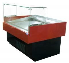 Expositor refrigerado para pasteleria