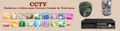 Material y servicio cctv en general, dennard arecont panasonic jvc, sony, center, sanyo, ad, etc