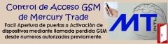 Interruptores gsm y tecnologias de control de acceso mediante llamadas y smss mercury trade