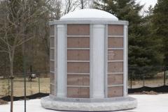 72 Columbarios Premontados 100% Granito Interior y Exterior