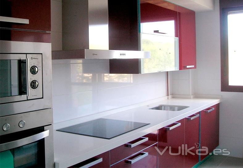 Foto cocinas in decor coban for Amueblamiento de cocinas
