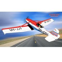 Avion cessna agwagon 91-120 rc explosion phoenix model
