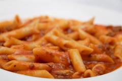 macarrones a la bolonesa