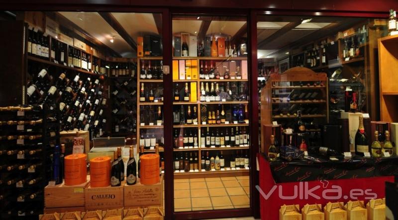 Foto cava de vinos casa mata antonio mata - Cavas de vino para casa ...