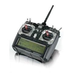 Emisora aurora receptor optima 9 c/bat.tx, spectra 2.4ghz+sensor