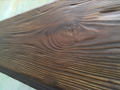 Perfecta imitacion madera