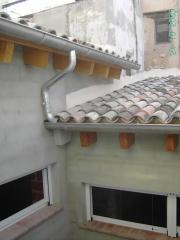 Rehabilitaci�n de vivienda unifamiliar adosada en ontinyent. a�o 2005