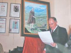 Presentaci�n del cuadro de jovellanos, por carlos roces