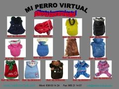 Modelos para tu peque. si quiere más información, visite la página www.miperrovirtual.com