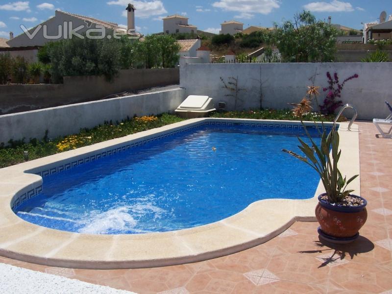 Indalpool piscinas s l almer a for Piscinas particulares