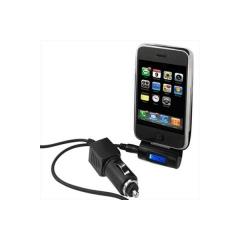 Disfruta de toda la m�sica de tu iphone a trav�s de tu transmisor  fm.