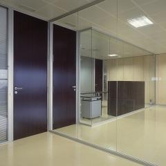 Mampara monolitica innova glass - dismof