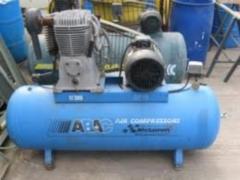 Reparaciones de compresores de aire.