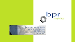 BPR Metrics: La mejor herramienta para la evaluación de Recursos Humanos
