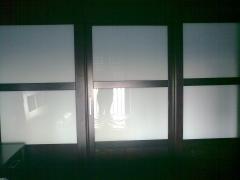 Puertas de un vestidor
