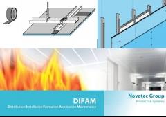 Protecci�n contra el fuego y radiaciones