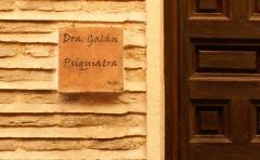 Consulta dra. cristina gal�n c/ aljibillo, 5 toledo
