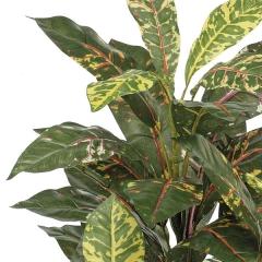Planta artificial croton natural en lallimona.com detalle2