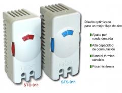Nuevo termostato mec�nico de reducido tama�o y compacto:  sto/sts 011. destaca por su  precisi�n