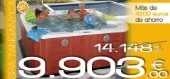 Spa tanganyica con m�s de 4200 euros de descuento