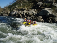 rafting - paintball - quads - karting - puenting - barranquismo
