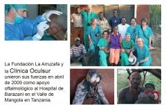 Colaboraci�n en tanzania