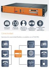 Sistema telef�nico gigaset t500 pro