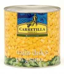 Maiz dulce 3 k carretilla