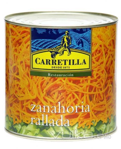 ZANAHORIA RALLADA 3 K CARRETILLA