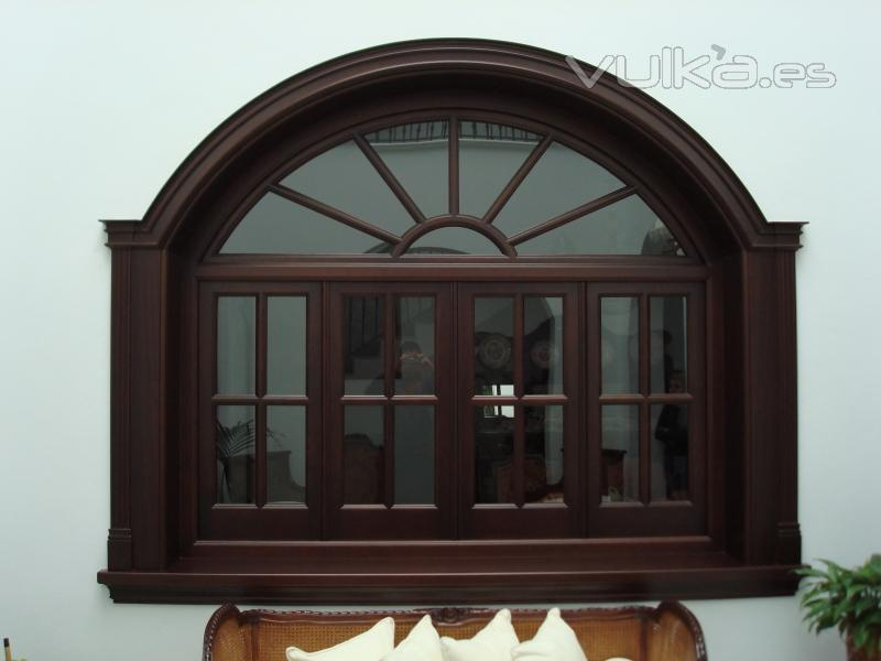 Foto ventana modelo ingl s for Ventanas modelos