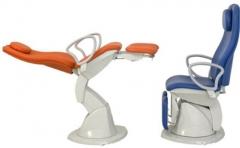 Gama de sillones podologicos y accesorios para consulta.
